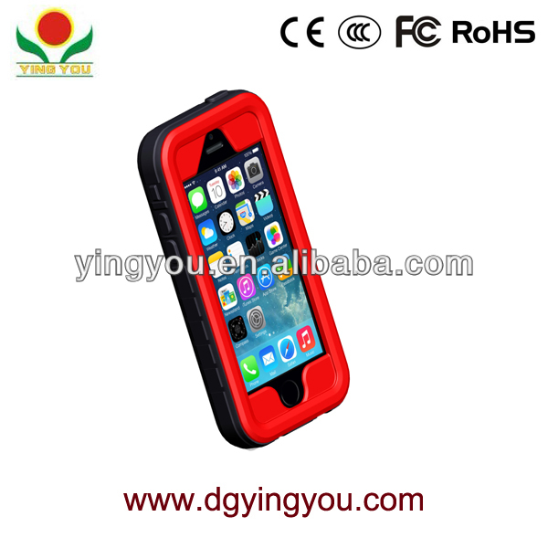 Hot see case for iPhone5 5s 5c 4s 4-hot water bags with cover