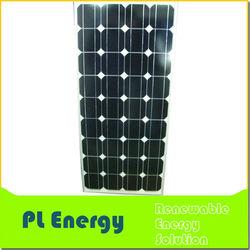 12v mono pv 100 watt solar panel
