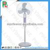 "18"" Rechargeable Emergency Light Fan with Remote, Electric Stand Fan,Portable Fan PLD-18"