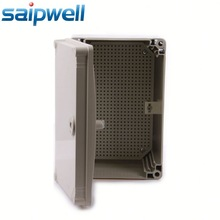 IP66 ABS plastic waterproof enclosure din rail box enclosure