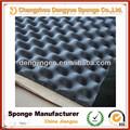 Som de absorção de espuma casca de ovo/painel de espuma acústica
