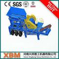 minerarie macchina xbm utilizzato frantoio a mascelle mobili utilizzati nel settore minerario minerale e di frantumazione di pietra di alta qualità