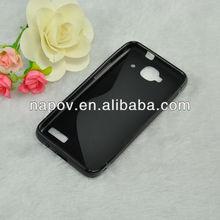 2014 New Napov -TPU S Line case for alcatel one touch idol mini OT6012