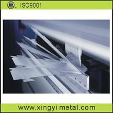180 degree Mild Steel Metal bending parts
