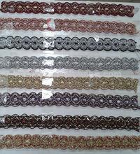 2cm Decoration Lace/Ribbon/braid/trim for sofa home decor