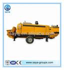 High pressure mini concrete pump truck,mini slurry pump for sale