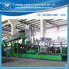 pp pe woven film bag densifier recycling machine