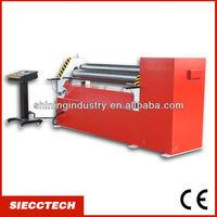 SIECC ELECTRONIC 3 ROLL PLATE BENDING ROLLER MACHINE
