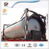 ISO Liquid Hydrogen Storage Cryogenic Vessel Container