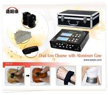 Best dual use detox foot spa high-tech detox massager