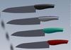 Japan steel German steel -German 1.4116 kitchen knife with ABS handle