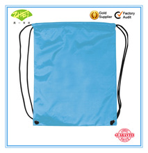 2014 new design high quality customizable Nylon Drawstring Bag