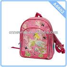 PINK Children Student Book Shoulder Satchel Girls Shoulder Bags For School