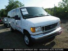 FORD FORD E350 VAN L Quarter Window Extended van, rear, privacy, L. 98 99 00 0