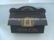 Aluminum Letterbox From Chinaese Foundry