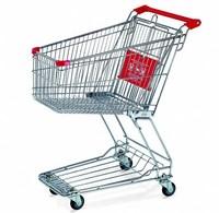 Supermarket toy car shopping trolley/cart(RHB-60A)