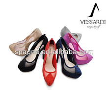 New Arrival With Dress Shoes 2014 Fashion Women Shoes Vessardi