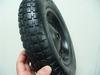 natural rubber hand trolley air wheel (PR2401) 3.25/3.00-8