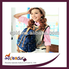 2014 brand school backpacks latest girls casual bags
