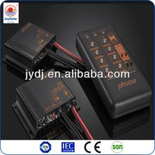 12v 24v phocos led solar controlador de carga solar para rua luz use