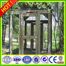 """heavy1-1/2"""" vinyl coated mesh as fence alongside stainless steel netting (BV/ISO/CE Certificate)"""