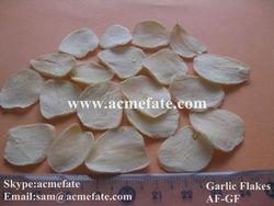 Top grade A dehydrated sliced garlic