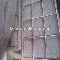 wire mesh demister in boiler steam drum
