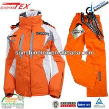 Ladies winter coat ski suit