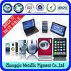 China manufacture!!! sparkling plastic coating metallic epoxy pigments paste ZQ-12511