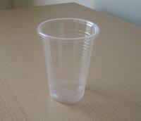 PP Cups 200ml (2g) transparent
