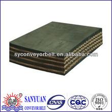 Heat resistant ep 3 grease conveyor belt mechanism