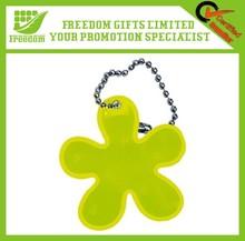 2014 Customized Logo Promotional Reflective Keychain