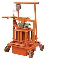 QMJ2-45 Mobile Block Brick Machine Vente chaude de petites industries bloquent machines