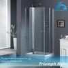 silding prefab acrylic shower enclosures