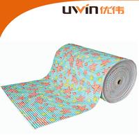 eco friendly printed mesh fabric foam anti-slip pvc plastic floor runners
