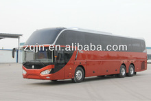2014 CNHC 12.6m SINOTRUK Yutong bus luxury city bus with 50-60 seats luxury coach bus for sale