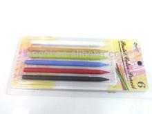 Woodless Pastel coloré crayon pour artiste