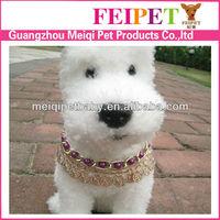 wholesale dog ornaments pet dogs necklace
