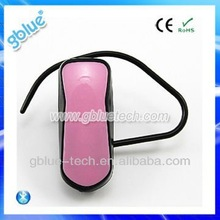 Q22 2012 fashionable bluetooth headset Clear powerful sound