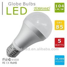 Hot sale 85Ra color rendering super bright led headlight bulb h7