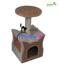 Cardboard cat scratcher pet toys Cat tower tree