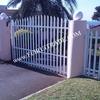 palisade fencing gates