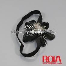 curl feather headband WHOLE SALE HAIR ACCESSORY HAIR ORNAMENT HAIR DECORATION