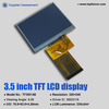Graphic3.5'' color TFT LCD component with RTP for elevator controller-TF35014B