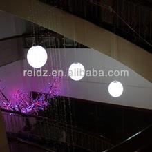 energy saving led light magic spinning ball