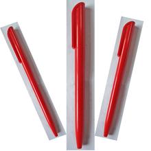 blue link promotional twist ballpoint pen