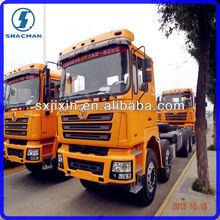 Shaanxi camion benne 12 roues à vendre