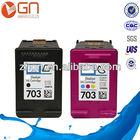 Compatible ink cartridge for hp 703 for Deskjet D730, F735,K109a printers