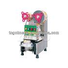 semi-auto cup/tray/bowl sealing machine Automatic modified atmosphere Sealing Machine, Auto Cups Sealer, Tea sealing machine