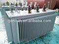 1600kva 50 hz toroidal fases rectificador en baño de aceite del transformador de potencia